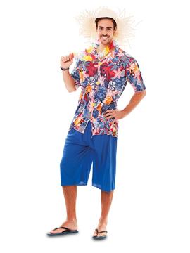 Disfraz Hawaiano Adulto
