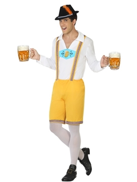 Disfraz Hombre Alemán