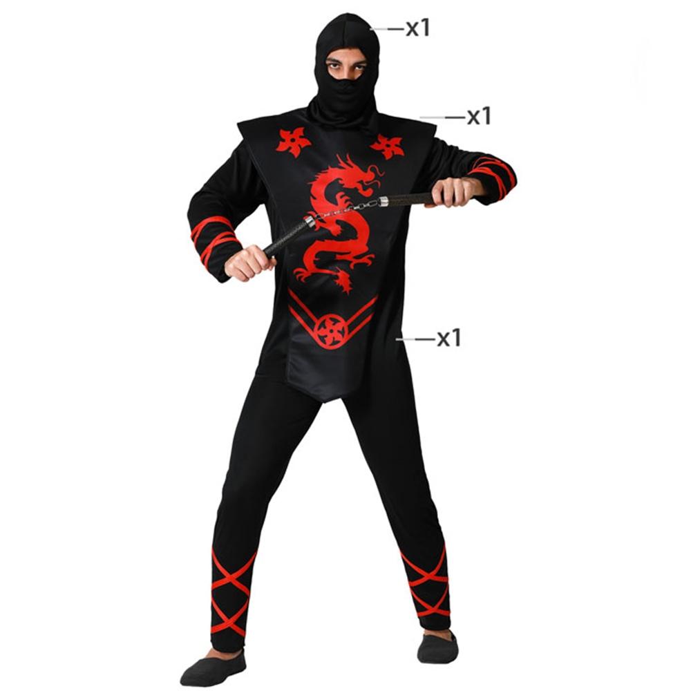 Disfraz Hombre Ninja Adulto