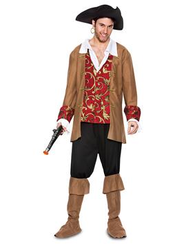 Disfraz Hombre Pirata Adulto