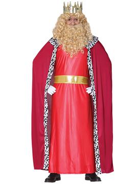 Disfraz Hombre Rey Mago Gaspar Adulto