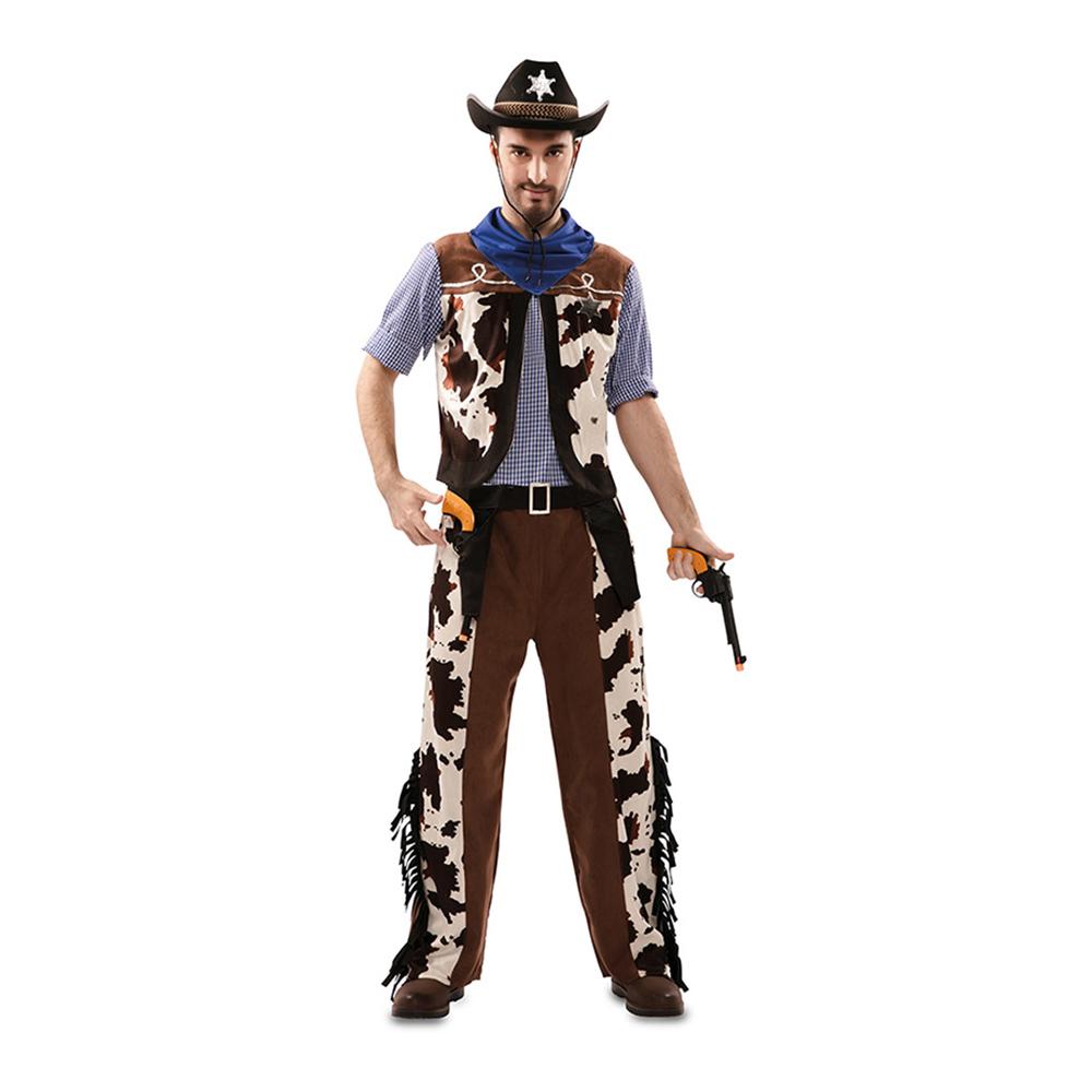 Disfraz Hombre Vaquero Adulto