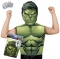 Disfraz Hulk Partytime Set