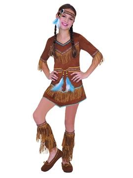 Disfraz India Atrapasueños Infantil