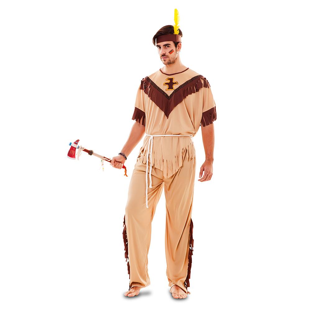 Disfraz Indio Americano Adulto