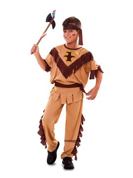 Disfraz Indio Americano Infantil