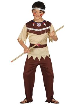 Disfraz Indio Cherokee Infantil