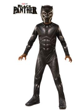 Disfraz Black Panther Endgame Classic Infantil