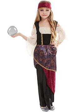 Disfraz Adivina Zíngara Infantil