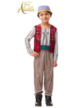 Disfraz Aladdín Classic Infantil