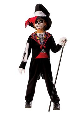 Disfraz Catrín Niño Infantil