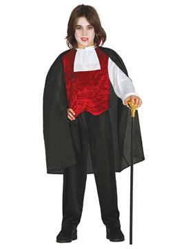 Disfraz Conde Vampiro Infantil