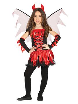 Disfraz Diablesa Traviesa Infantil