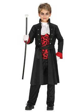 Disfraz Duque Vampiro Infantil