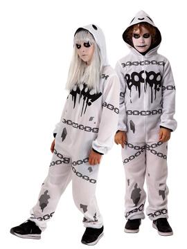 Disfraz Fantasma Cadenas Infantil