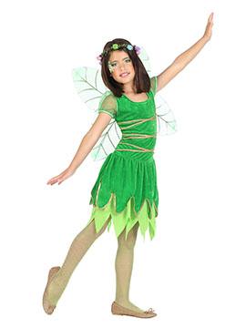 Disfraz Hada Verde Infantil