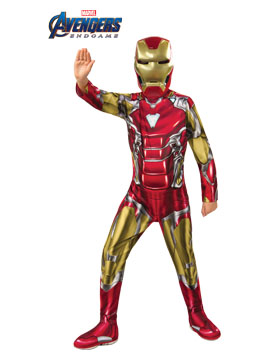 Disfraz Iron Man Endgame Classic Infantil