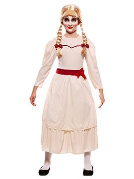 Disfraz Muñeca Siniestra Infantil