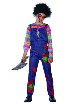 Disfraz Muñeco Siniestro Infantil