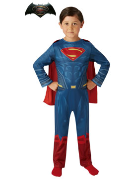 Disfraz Superman La Liga de la Justicia Infantil