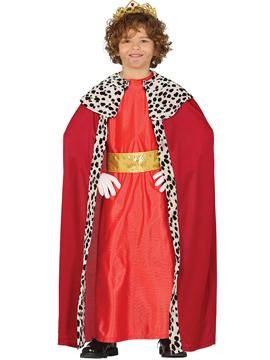 Disfraz Rey Mago Gaspar Niño Infantil
