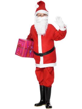Disfraz Santa Claus Infantil