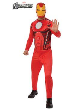 Disfraz Iron Man OPP Adulto