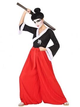 Disfraz Japonesa Mujer