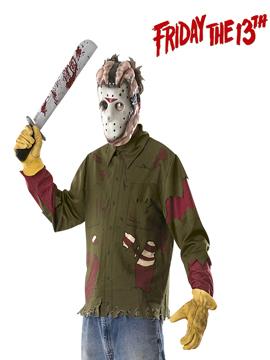 Disfraz Jason Viernes 13 Adulto