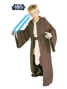 Disfraz Jedi Star Wars Deluxe Infantil