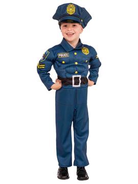 Disfraz Jefe Policía Infantil