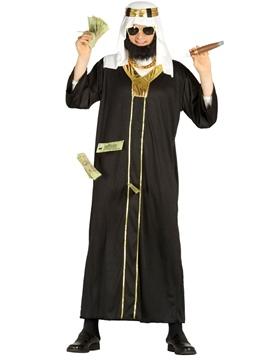 Disfraz Jeque Árabe Adulto