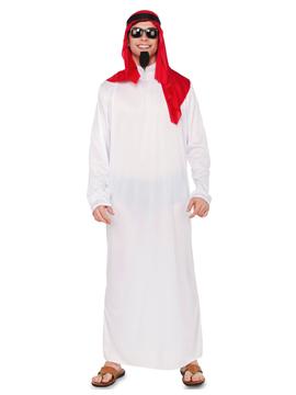 Disfraz Jeque Árabe Hombre
