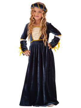 Disfraz Julieta Infantil