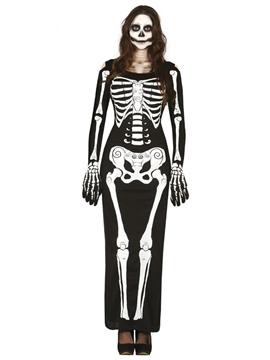 Disfraz Lady Esqueleto Mujer