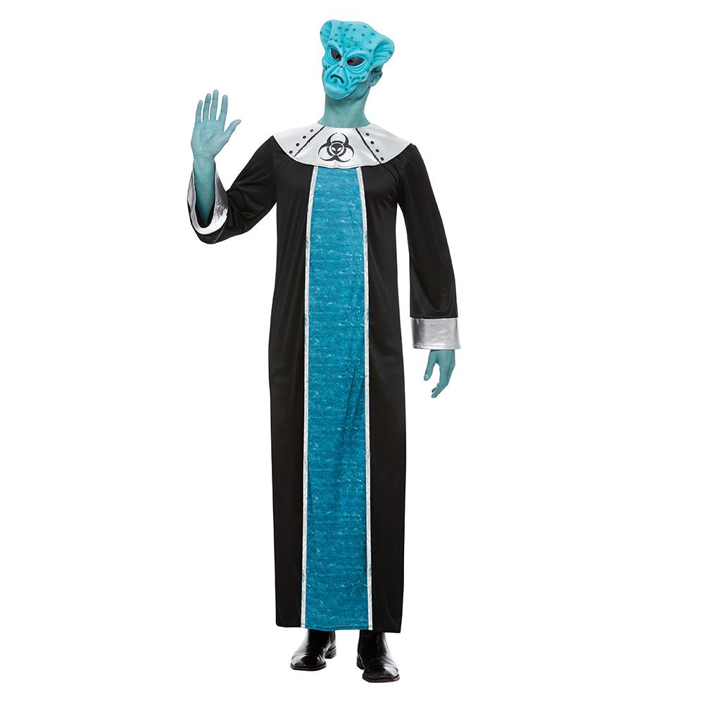 Disfraz Lord Alienígena Adulto