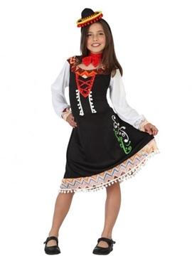 Disfraz Mariachi Niña