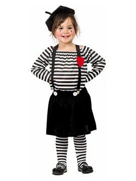 Disfraz Niña Mimo Infantil