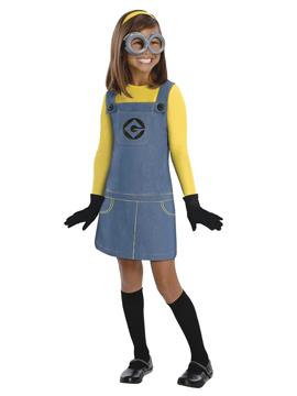 Disfraz Minion Girl Infantil