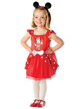 Disfraz Minnie Bailarina Infantil