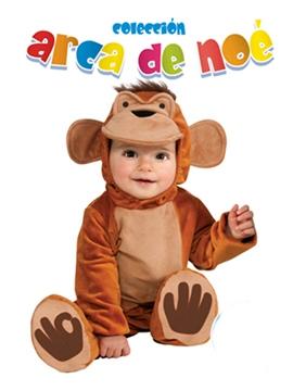 Disfraz Monito Bebé