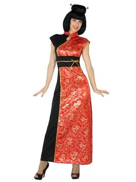 Disfraz Mujer Asiática Adulto