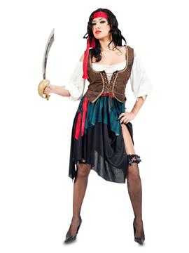 Disfraz Mujer Corsaria