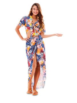 Disfraz Hawaiana Adulto