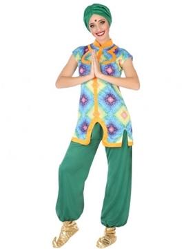 Disfraz Mujer Hindú