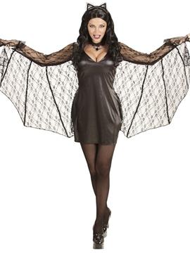 Disfraz Mujer Murciélago Adulto