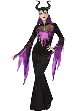 Disfraz Mujer Reina Malvada Adulto