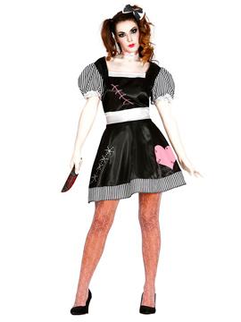 Disfraz Muñeca Asesina