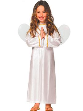 Disfraz Ángel Infantil de Navidad
