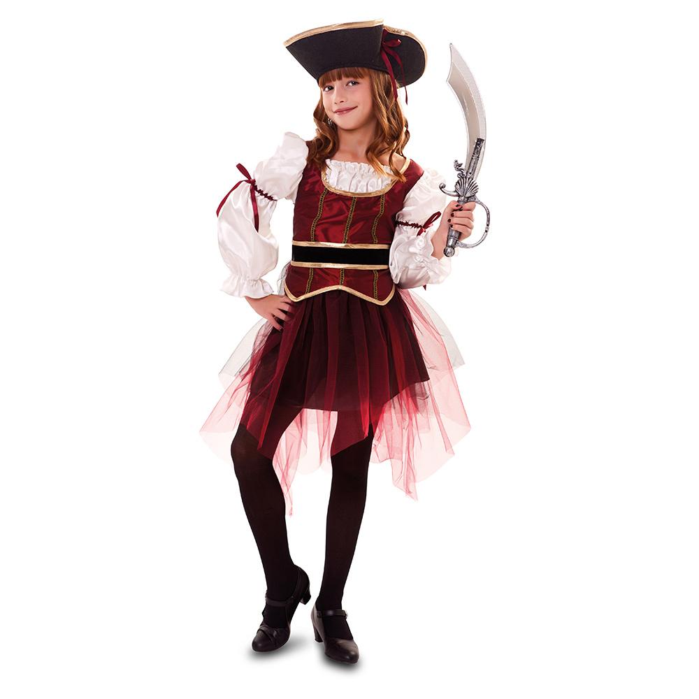 Disfraz Niña Corsaria Infantil